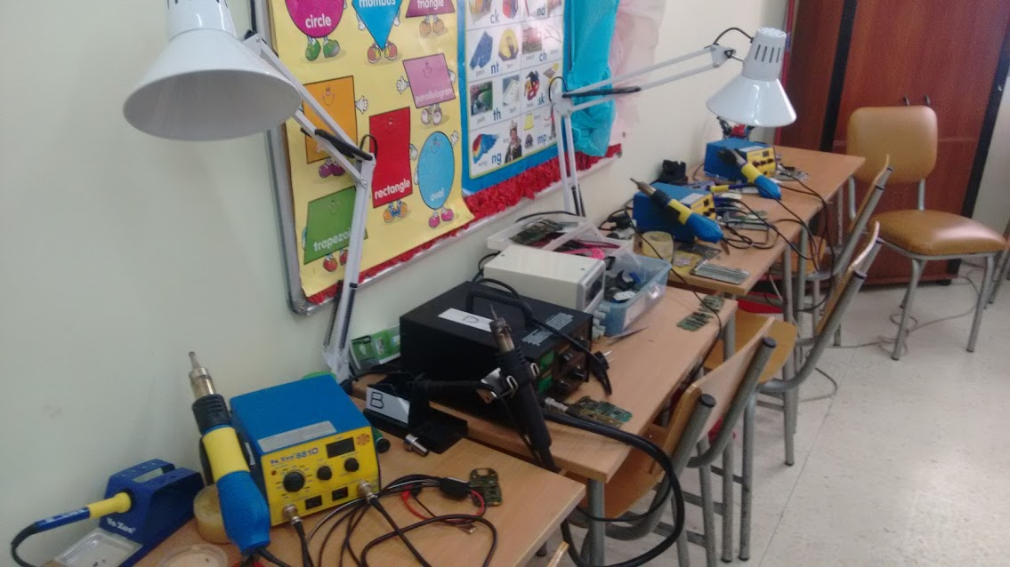 Laboratorio elettronica
