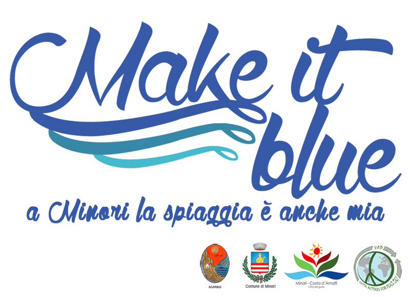 make it blue logo